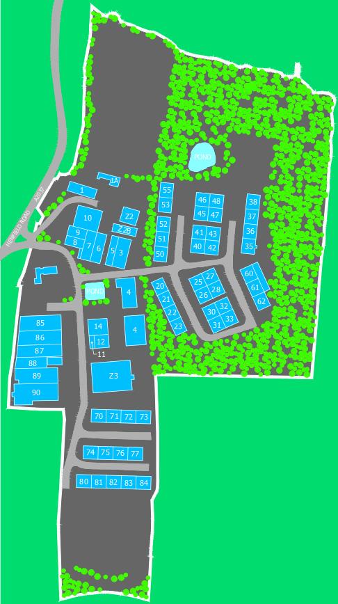 Mackley Estate Site Plan