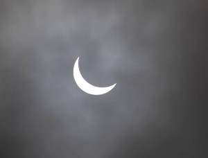 Eclipse pictures 2015